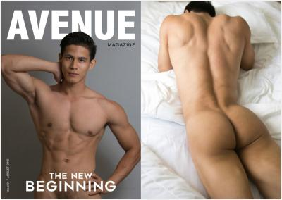 AVENUE issue 1