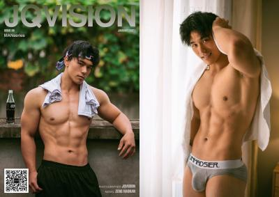 JQVISION ISSUE 06 – Zeng Haoran